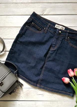 Чудова джинсова спідниця від miss anna