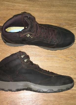 Утепленные деми ботинки caterpillar loop tx, оригинал, р-р 43. в идеале
