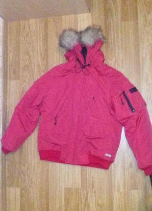 Куртка гірськолижна