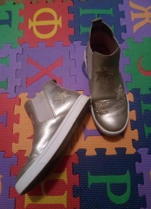 Ботинки деми челси h&m