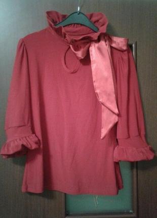 Кофта блузка размер 44-48