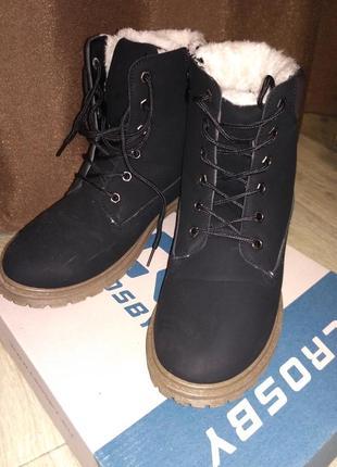 Ботинки зимние crosby