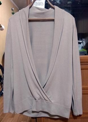 Классный свитер marks & spencer