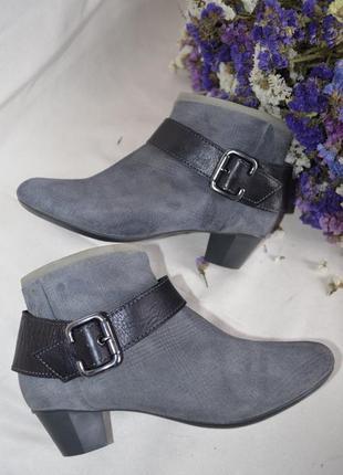 Ботинки сапоги замшевые кожаные 37 размер camper италия