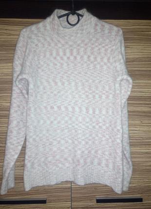 Очень тёплый, мягкий свитер из ангорки