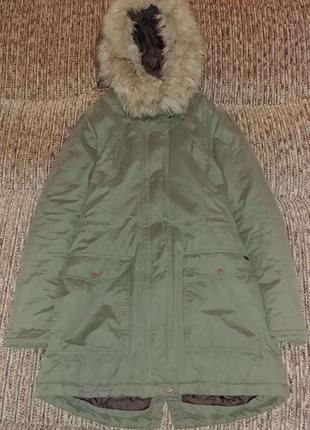 Куртка - парка only.