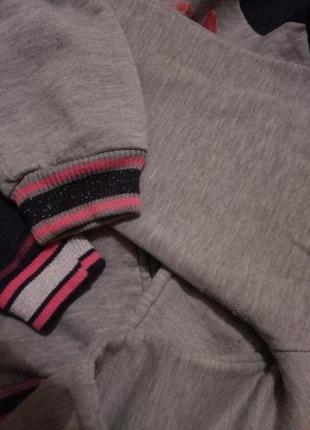 Костюм спортивный теплый на флисе утепленный спортивний костюм lee cooper4
