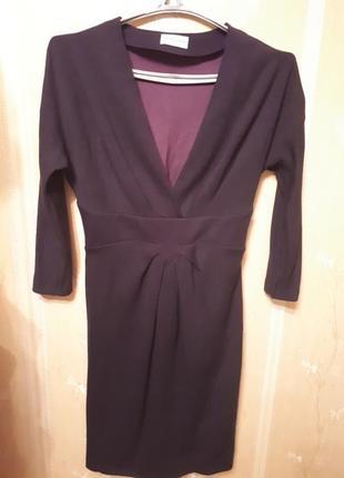 Итальянское платье deni cler