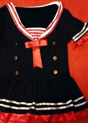 Плаття морячки