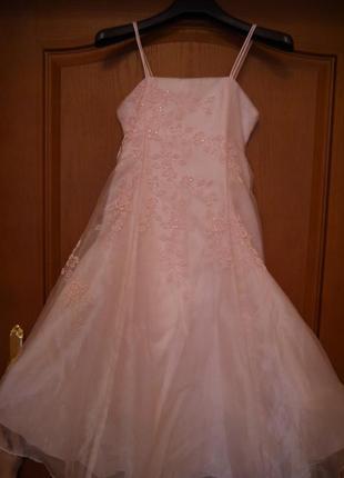 Роскошное нарядное платье для девочки-подростка из сша