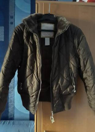 Стильная куртка, курточка-жилетка
