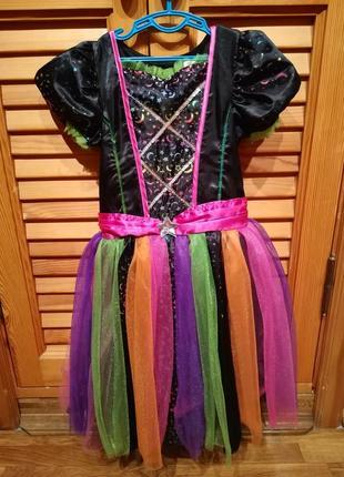 Новогоднее карнавальное платье