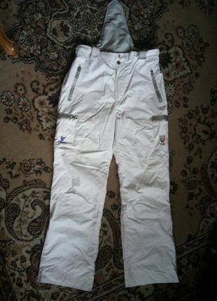 Теплые лыжные штаны