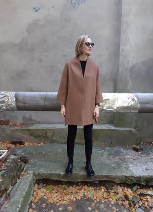 Лаконичное пальто