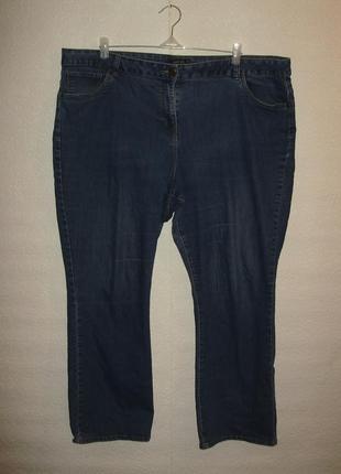 Стрейчевые джинсы/батал/24/58-60-62 размера