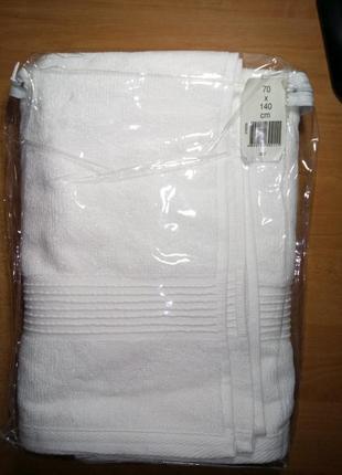 Новое банное полотенце