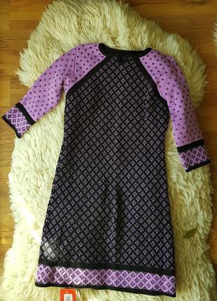 Теплое мягенькое платье sewel