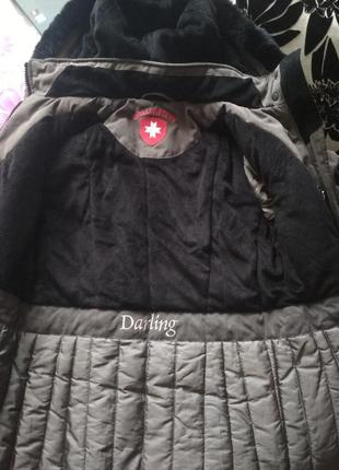 Wellensteyn darling немецкая зимняя куртка  м-l