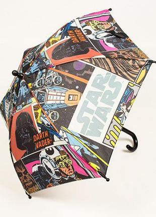 Sale зонт детский прочный star wars disney оригинал