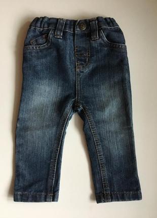 Джинсы rebel джинси штаны штани 9-12мес 80см