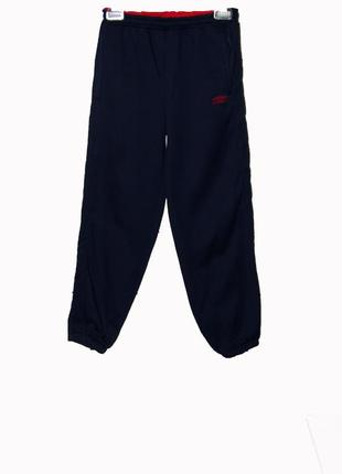 Утепленные детские спортивные штаны umbro