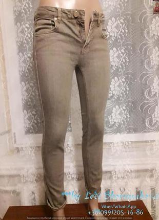 Новые укороченые джинсы, размер 25