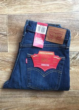 Женские джинсы - levis 501 original