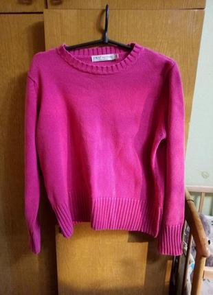 Теплый свитер ewm