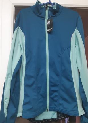 Фирменная спортивная кофта (l)