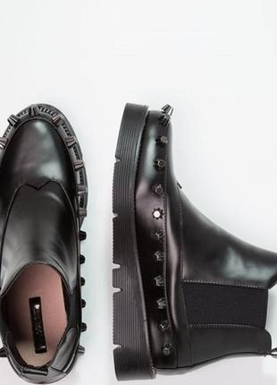💜 ботинки lost ink