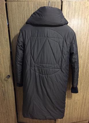 Зимнее пальто-одеяло