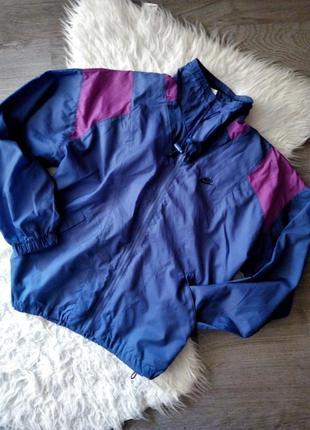 Бомбовая💣 спортивная ветровка куртка кофта😍 nike,винтаж,oversize,