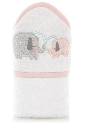 Полотенце для девочки