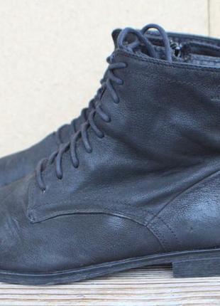 Ботинки vagabond нубук (кожа) швеция 38р