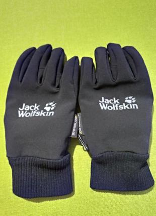 Перчатки jack wolfskin унисекс