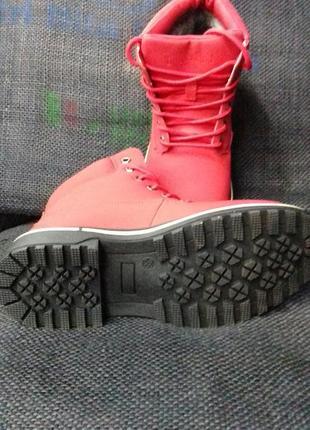 Ботинки зимнии женские