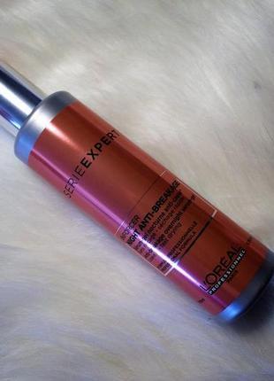 L'oreal professionnel inforcer anti-breakage overnight serum-gel сыворотка.