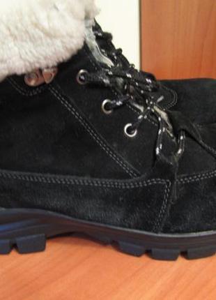 Жіночі зимові черевики