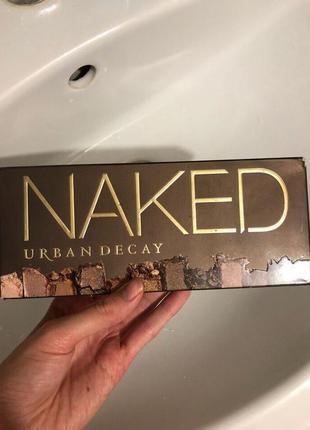 Тени urban decay naked 1