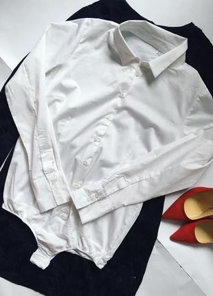 Стильная рубашка боди esmara