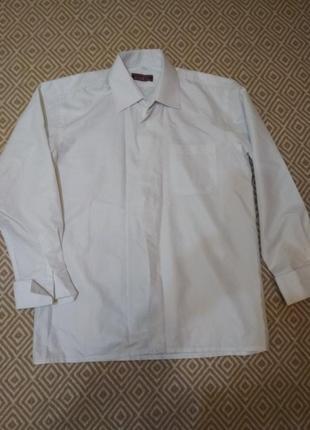 Сорочка рубашка біла
