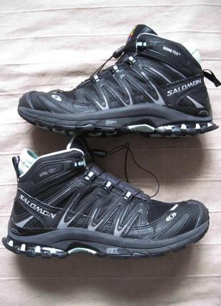Salomon xa pro 3d ultra (40) треккинговые ботинки женские