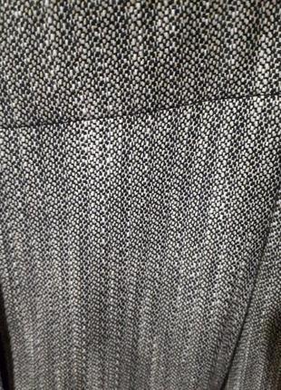 Плотные брюки из теплой ткани