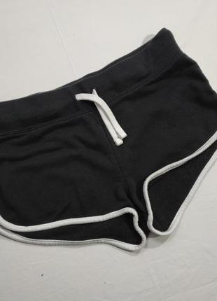 Брендовые женские шорты хлопок h&m divided