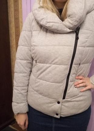 Теплая курткп