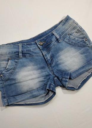 Брендовые женские джинсовые шорты adoro италия