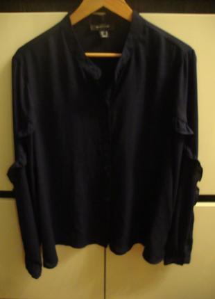 Крутая блуза, рубашка atmosphere р-р 18-20