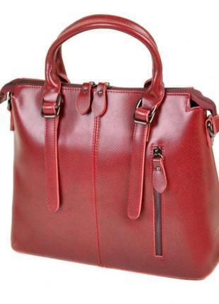 Кожаная сумка alex rai