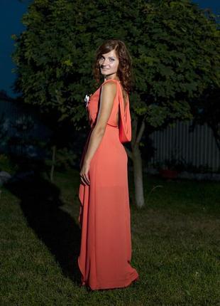 Шикарное выпускное платье от love republic