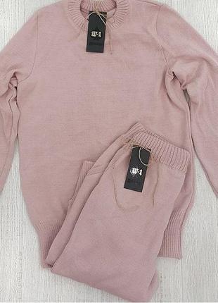 4e2febd7 Вязаные костюмы женские 2019 - купить недорого вещи в интернет ...